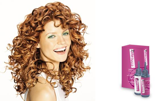 Concept Shine Curl