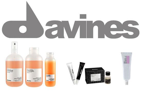 Davines профессиональная косметика из волос