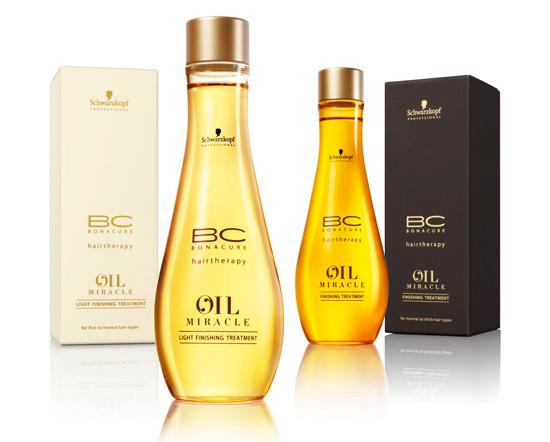 Schwarzkopf BC Oil Miracle